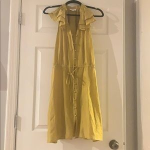 Anne Taylor Loft Silk Dress SZ 2
